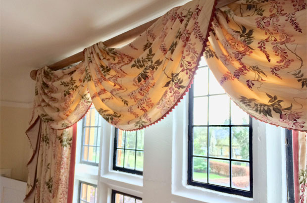 Curtains made in Warwickshire