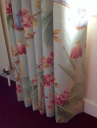 Handmade curtains in Coventry