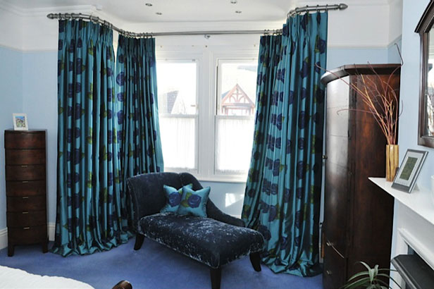 Luxury handmade curtains