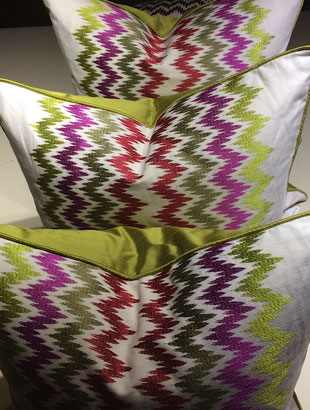 Soft Furnishings made in Leamington Spa