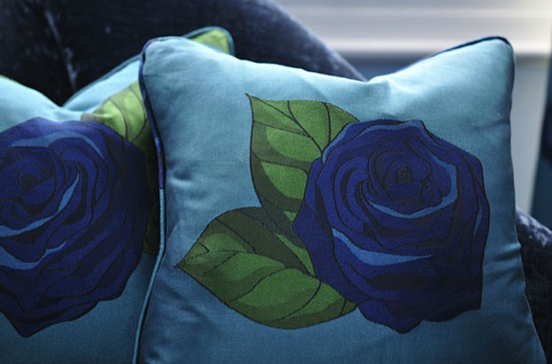 Cushions made in Rugby