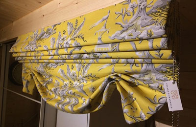 Roman Blinds made in Warwickshire