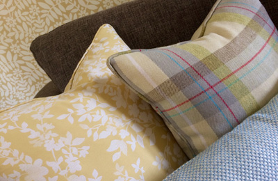 Soft Furnishing made in Rugby